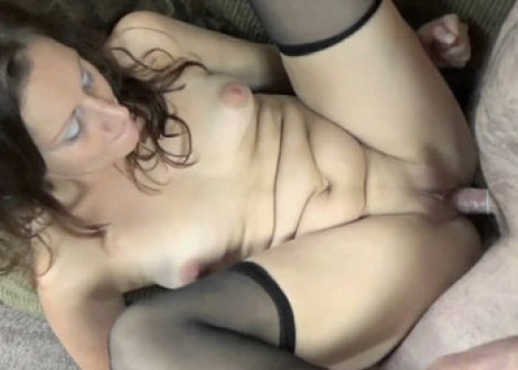 Mature hottie Trisha is fucking Logan