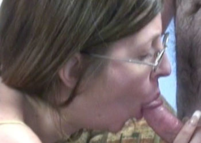 Logan fucks mature slut Elise